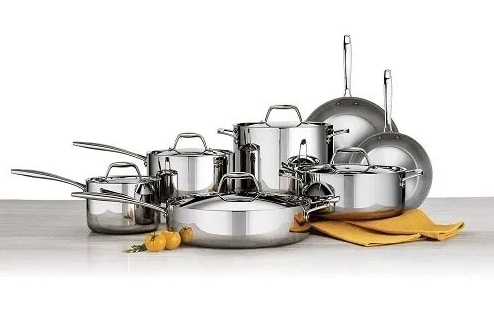 Best Tri-Ply Cookware set