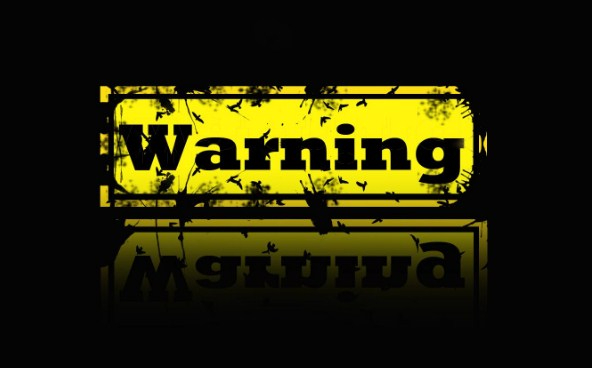 Cautions and Warnings