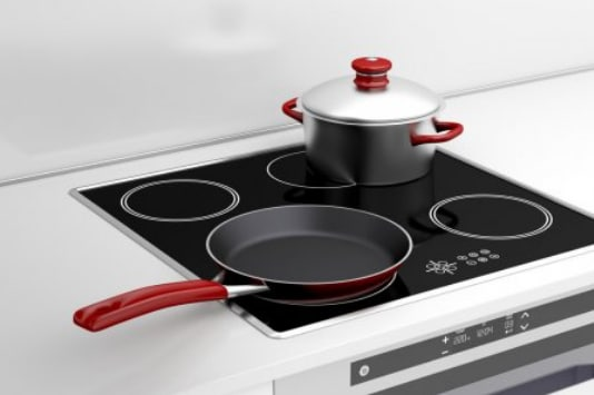 Hard Anodized Cookware for Glass Cooktops