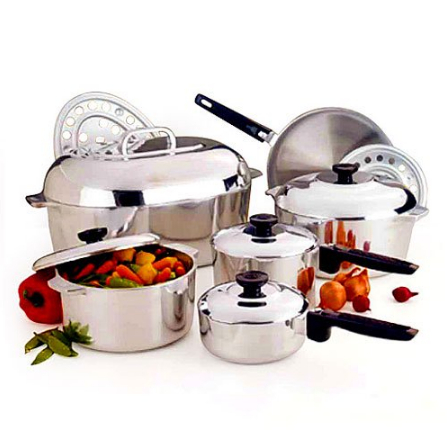 Magnalite Cookware
