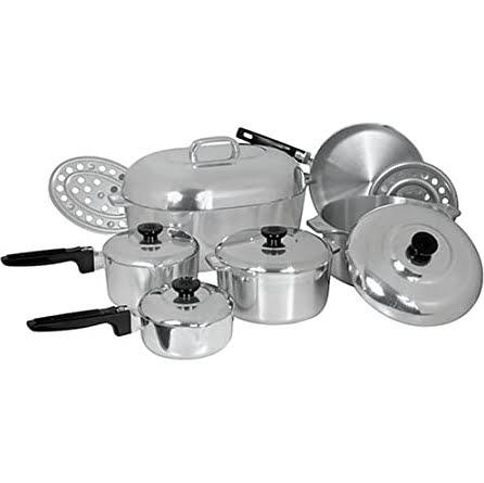 Restoring Magnalite Cookware