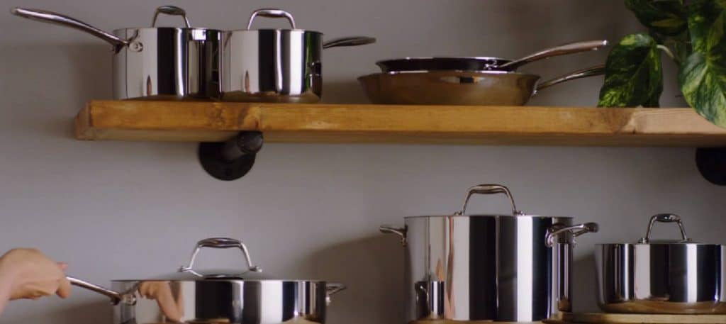 Tramontina 8-Piece Stainless Steel Tri-Ply Clad Cookware Set Review